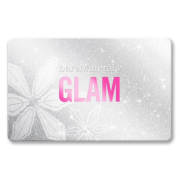 Bare Escentuals Gift Cards | Gift Cards | bareMinerals, would love ...