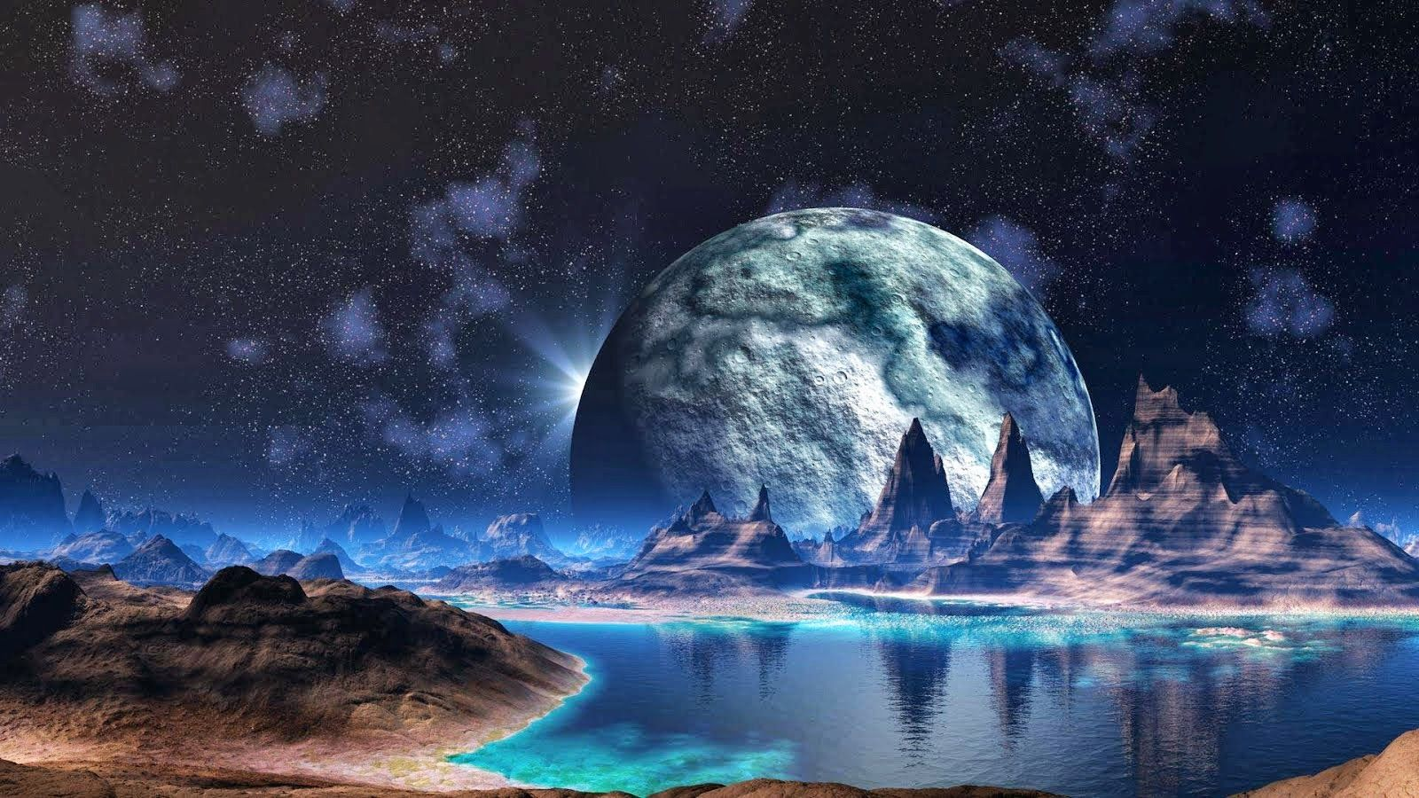 Wallpapers Hd 1080p Space Sci Fi Wallpaper Cool Backgrounds Cool Desktop Backgrounds