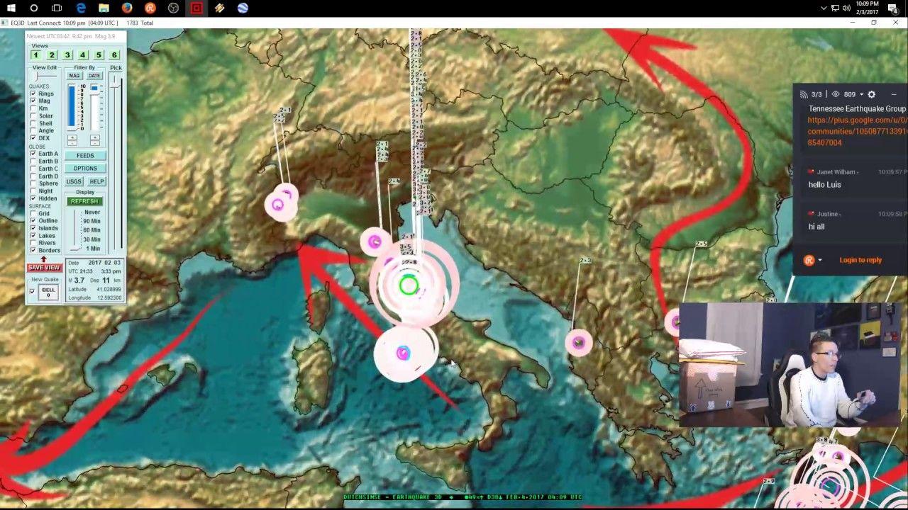 California Quake Map Usgs%0A         am earthquake update dutchsinse  California starts swarming again    NEWS OF CRITICAL INTEREST   Pinterest   Earthquake update