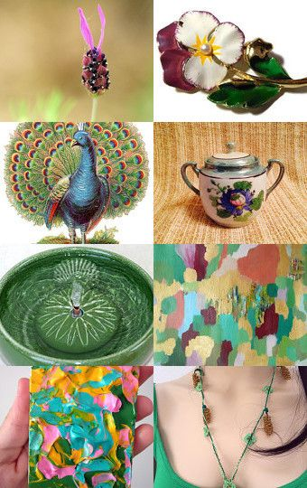 Earthy Gypsy by Maggie Williams on Etsy--Pinned with TreasuryPin.com