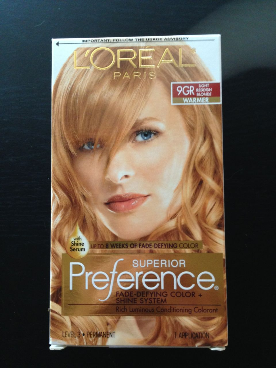 L'Oreal hair dye free with mail coupon (but paid tax)