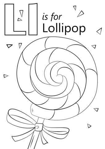 Image result for letter L coloring sheets