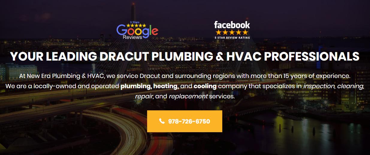 Dracut Plumber Heating Ac Repair Dracut New Era Plumbing Ac Repair Hvac Professional Dracut