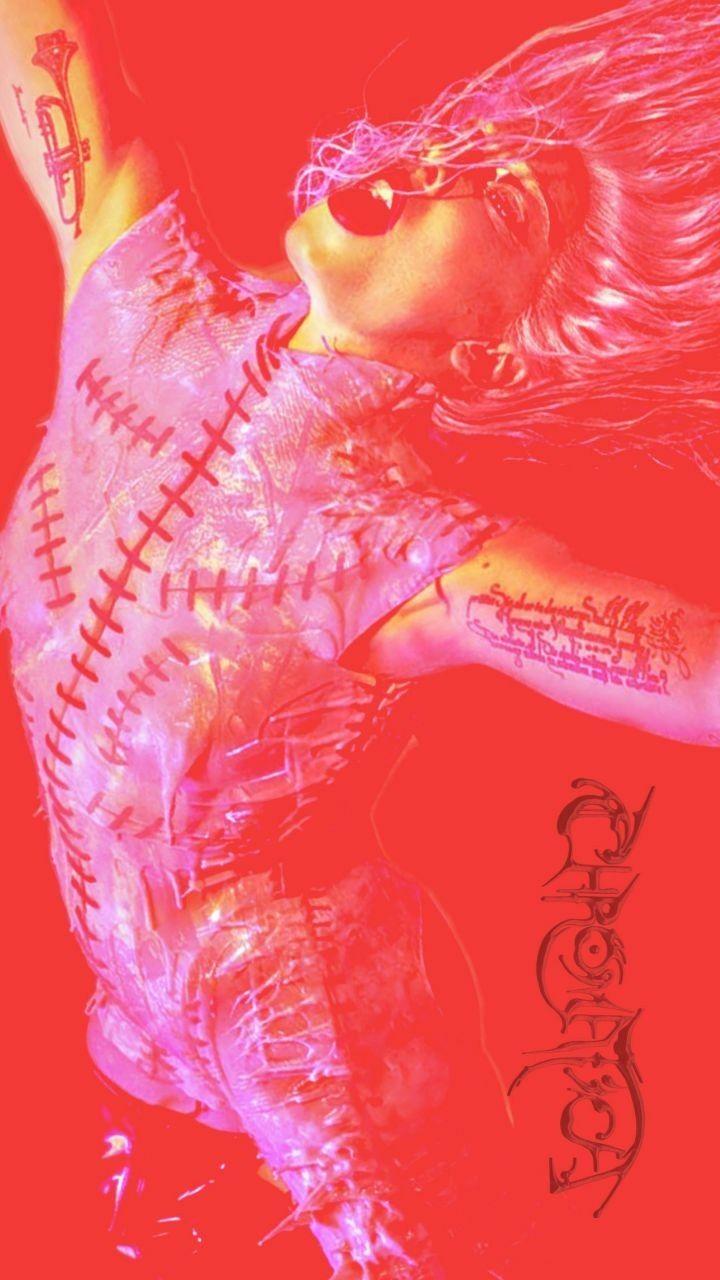 Lady Gaga Chromatica Wallpaper In 2020 Lady Gaga Photos Lady Gaga Makeup Lady Gaga