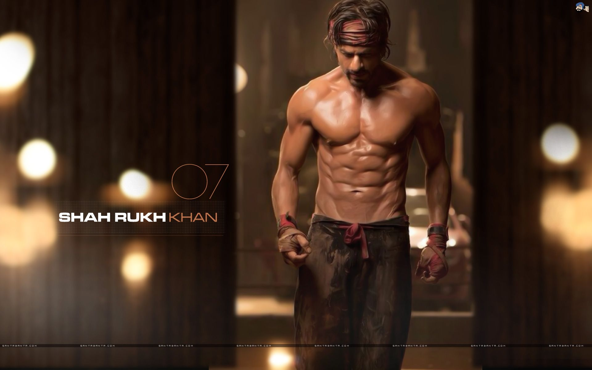 #RIPPED #8 #PACKS #SHAHRUKHKHAN #IAMSKR #KING #KHAN
