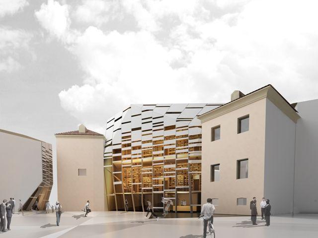 AECCafe.com - ArchShowcase - Ospedale Sant' Agostino, Modena ...