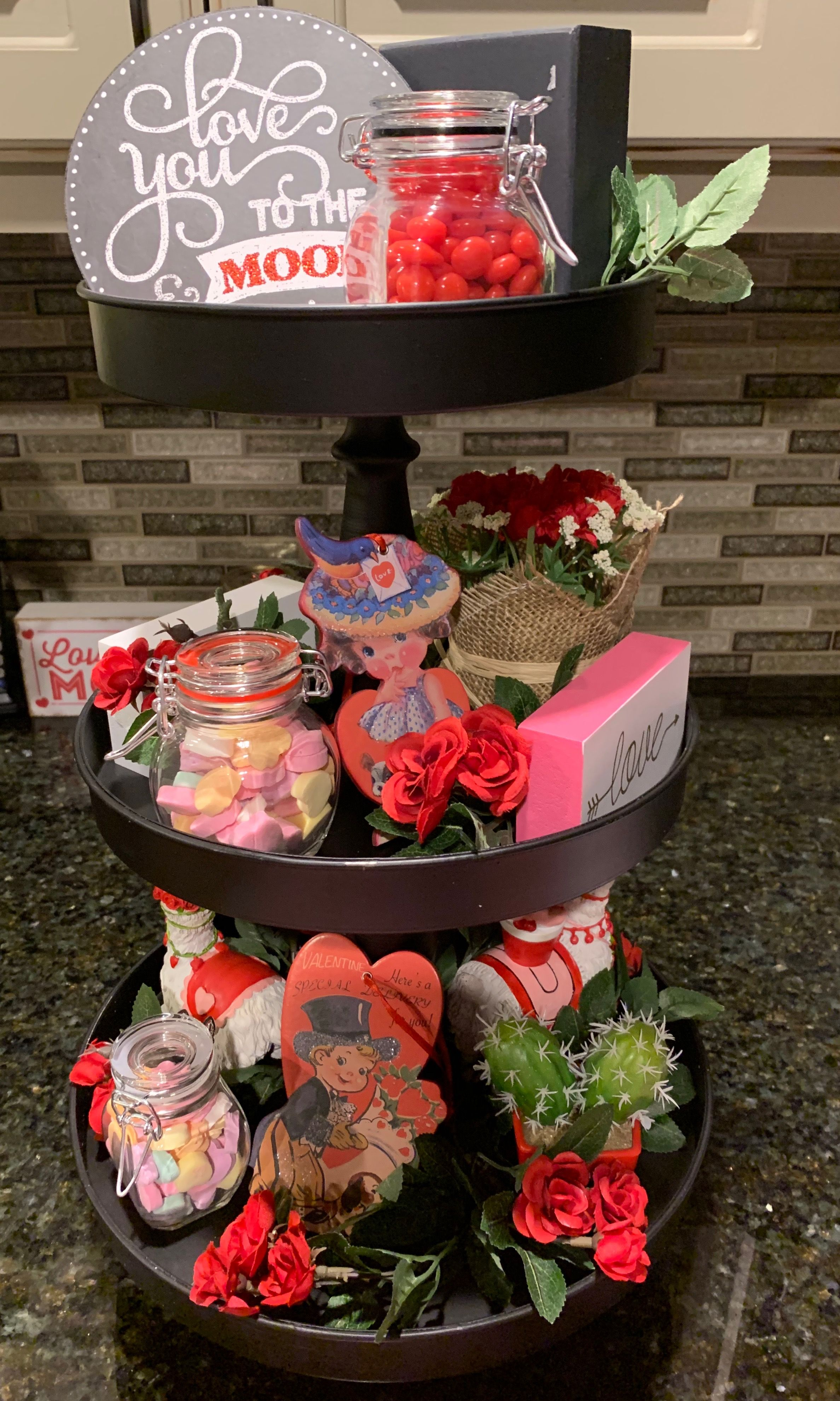 Hobby lobby 3 tier valentines tiered cakes tiered