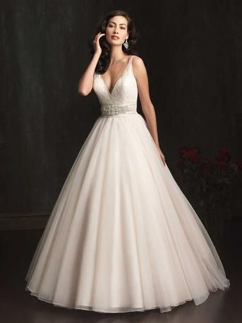 Allure Bridal - 9067