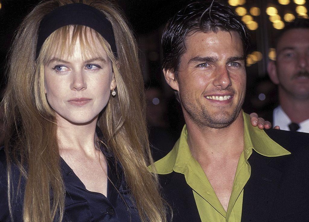 Red Carpet Flashback 30 Years Of Nicole Kidman Tom Cruise Nicole Kidman Celebrities