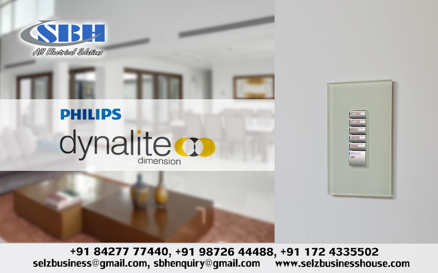 Philips #Dynalite is a revolution in #technology. It produces ...