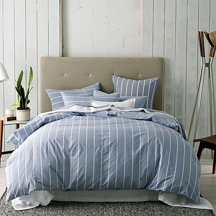 Darius Quilt Cover Set by Linen House