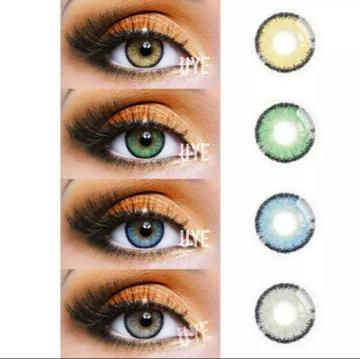 Cosmetic Soft Contact Lenses. Colored Eye Contact Lenses Supplier #coloredeyecontacts
