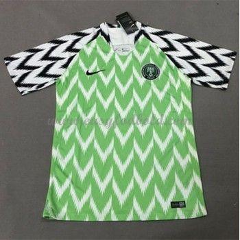 Fodboldtrøjer VM 2018 Nigeria Hjemmebanetrøjer  1aade5410