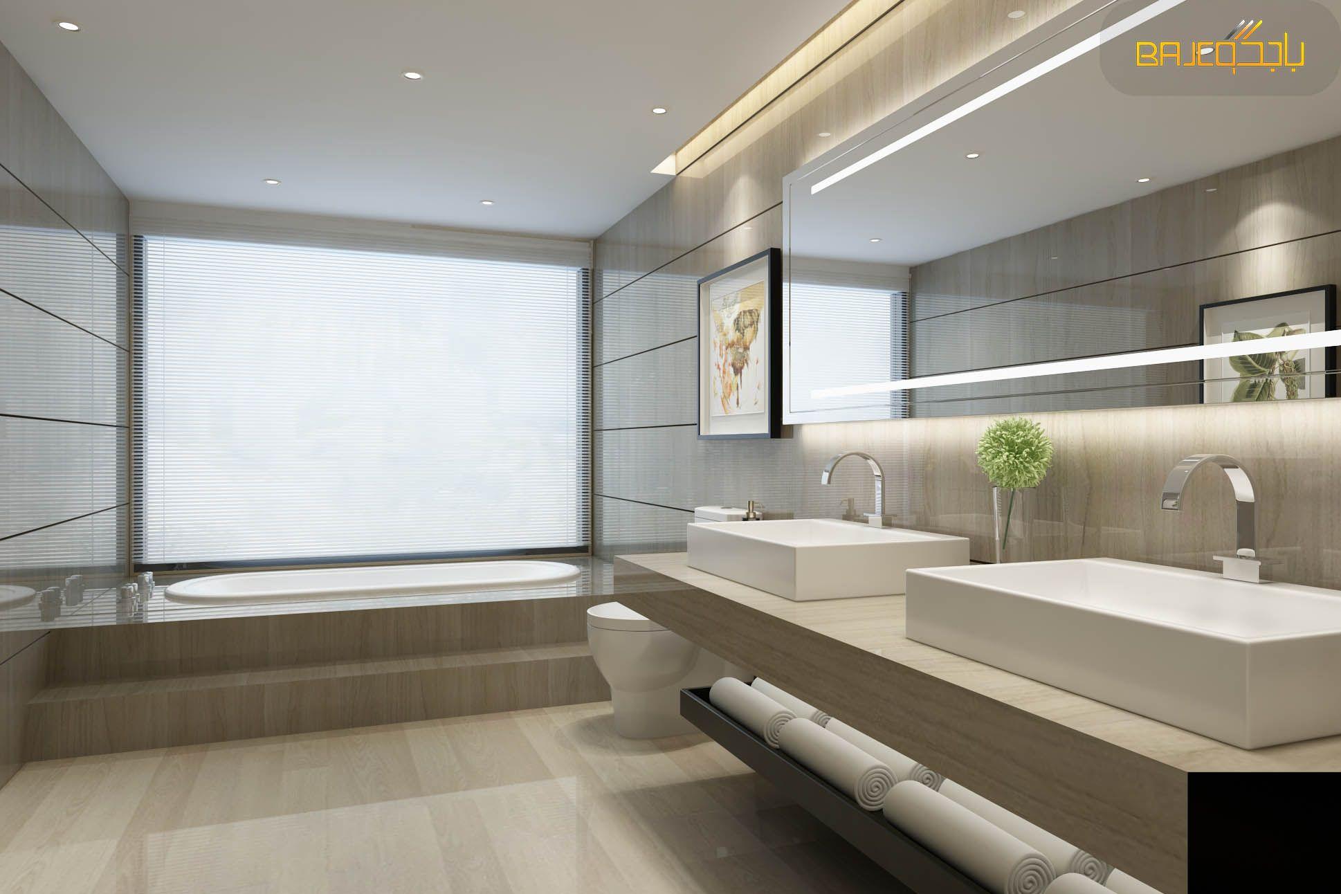 مغاسل كريم مارفل Lighted Bathroom Mirror Bathroom Mirror Bathroom Lighting