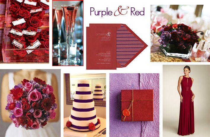 Wedding Etiquette   Purple wedding, Red wedding and Weddings