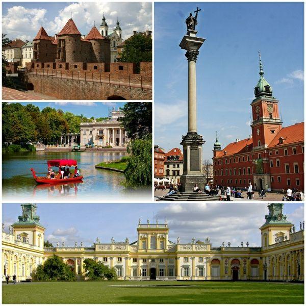 Hauptstadt Polen Entdecken Sie Warschau Als Kulturelles Zentrum