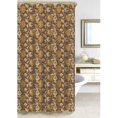 Homewear Linens Gina S Garden Single Shower Curtain Garden Shower Neutral Shower Curtains Shower Curtain
