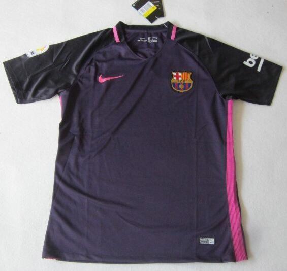 Camiseta Barcelona 2ª 2016/2017 Baratas