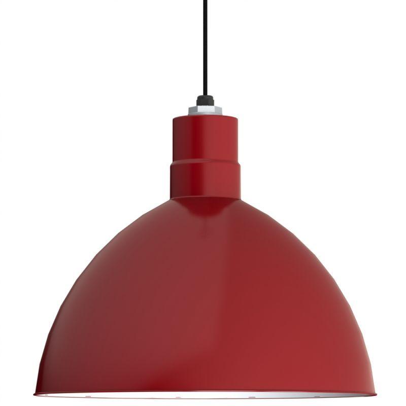 The Wesco Cord Hung Pendant Light - Barn Light Electric Co ...