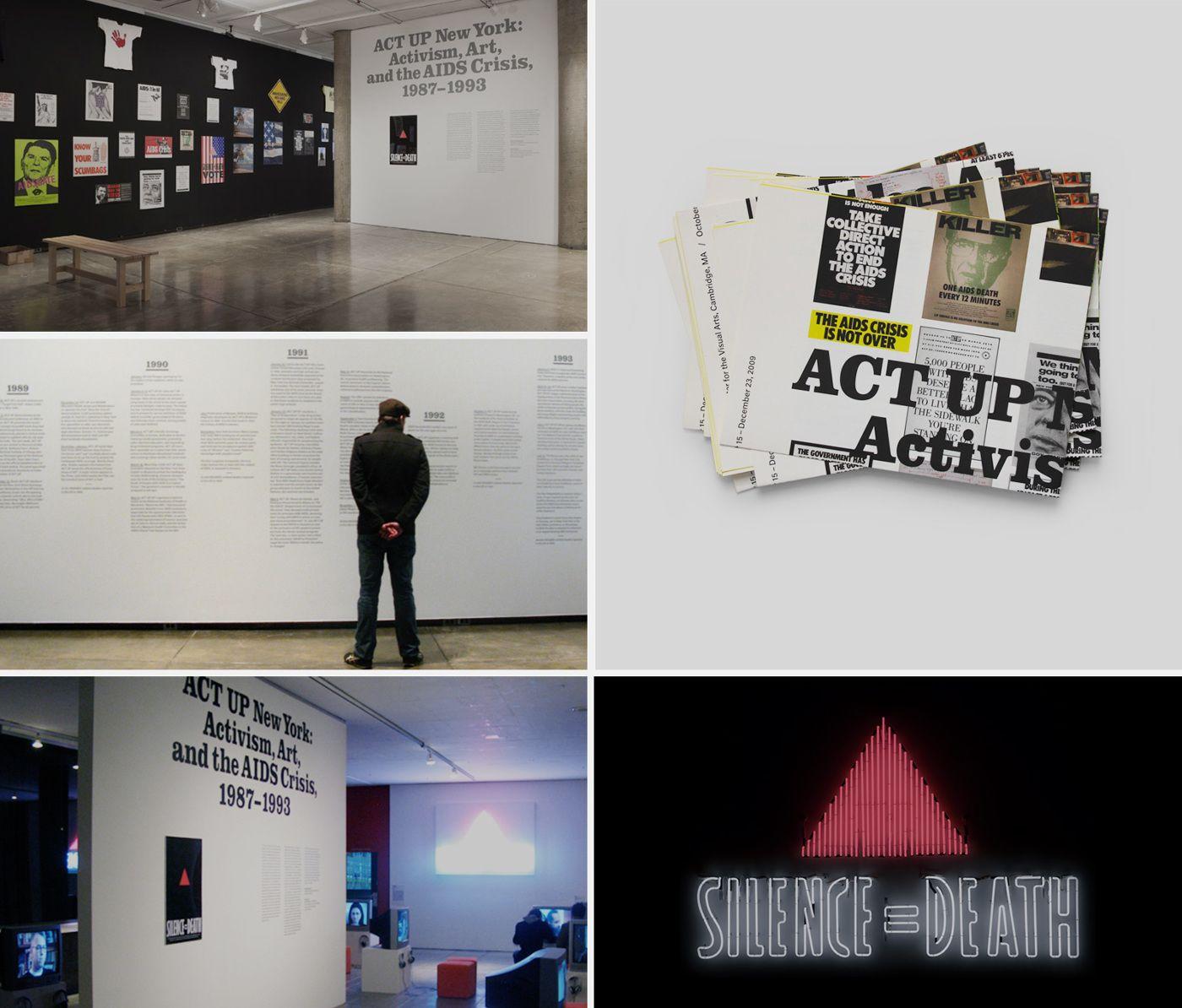 ActUp / Installation - Michael Seitz: Work