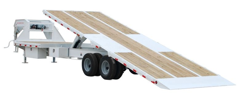 Pin On Utility Dump Tilt Heavy Duty Trailers
