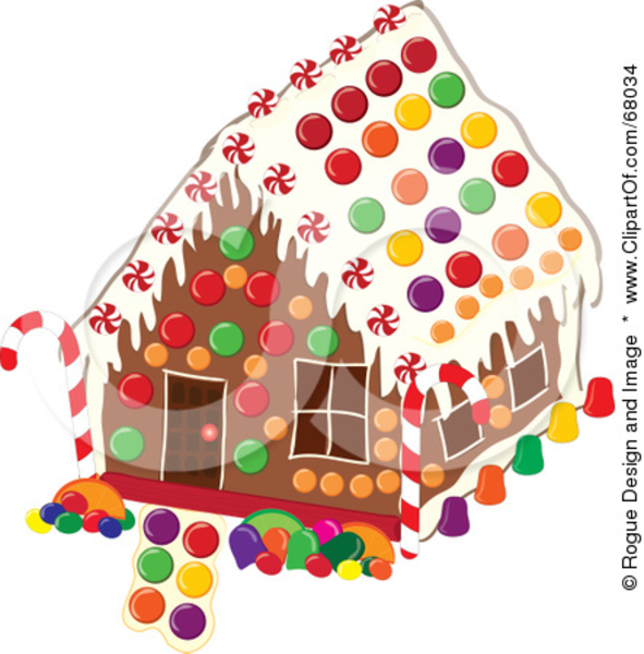 15+ Gingerbread house clipart free ideas in 2021