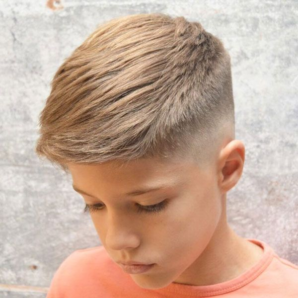 The Best Boys Fade Haircuts: 39 Cool Kids Taper Fade Cuts (2020 Guide)
