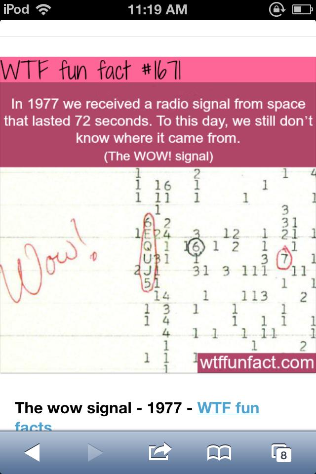 WTF fun fact #1671