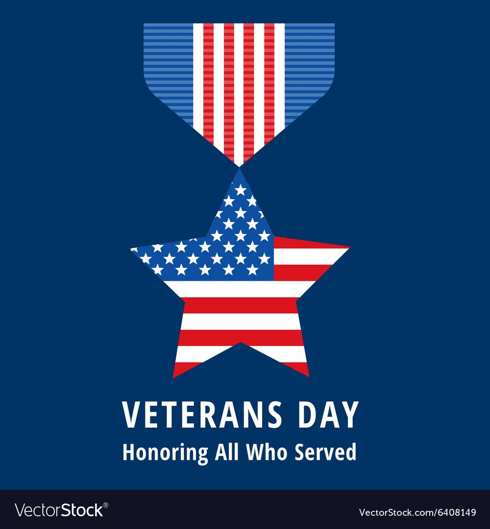 Veterans Day Flat Medals Icons Royalty Free Vector Image Aff Flat Medals Veterans Day Ad Veterans Day Veteran Veteran S Day