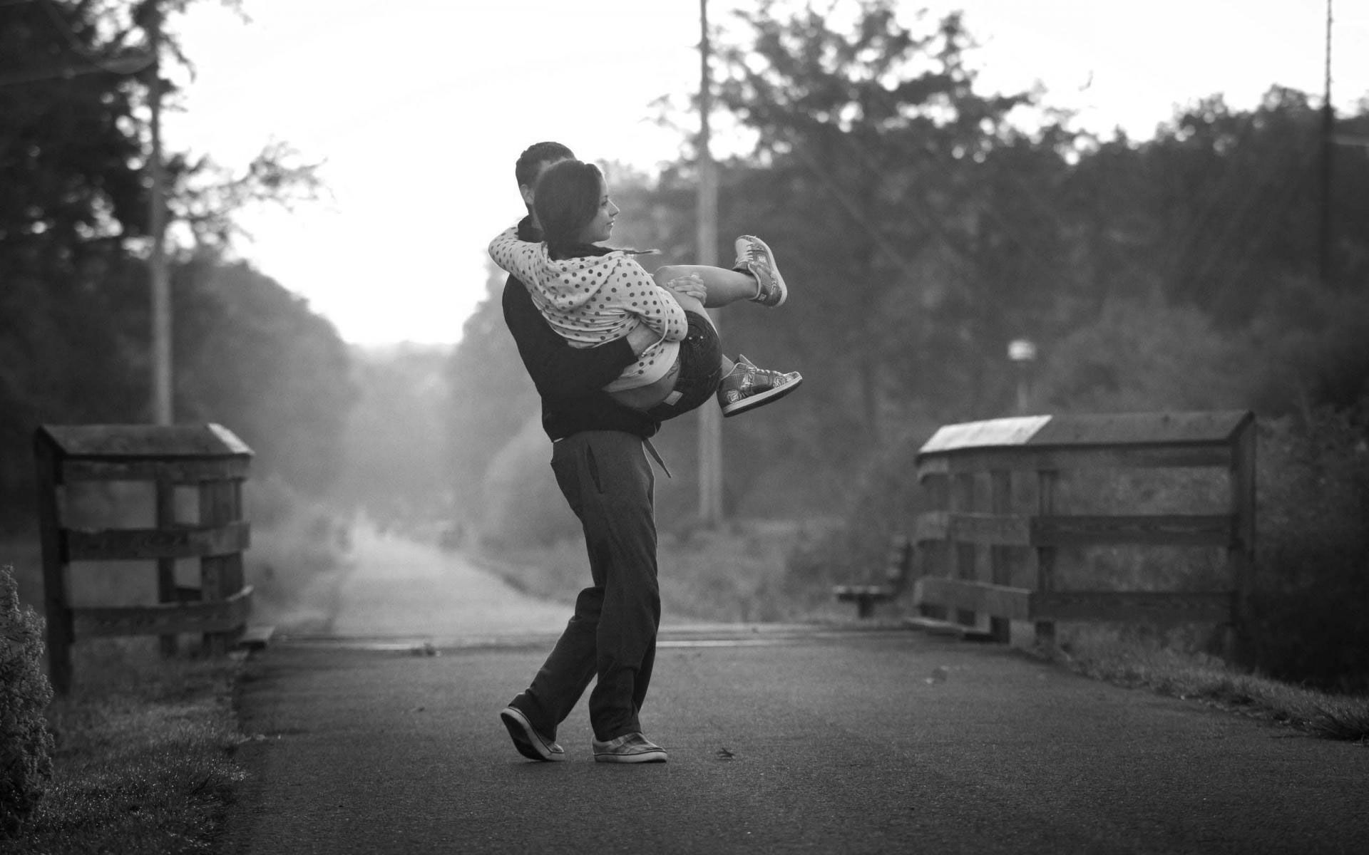 Very Sad Love couple Wallpaper : Love couple Black and white HD wallpaper Romantic & Sad couple Wallpapers Pinterest couple ...