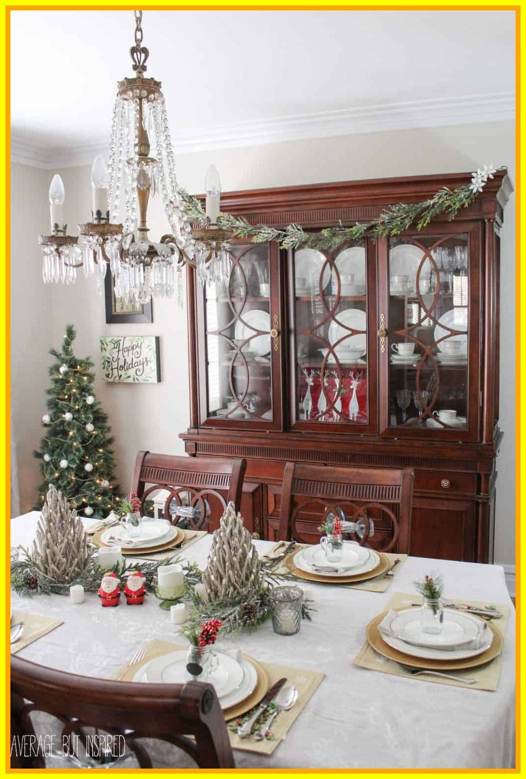 79 Reference Of Table Decoration Christmas Dining Room Christmas Dining Room Table Beautiful Dining Rooms Christmas Dining Room