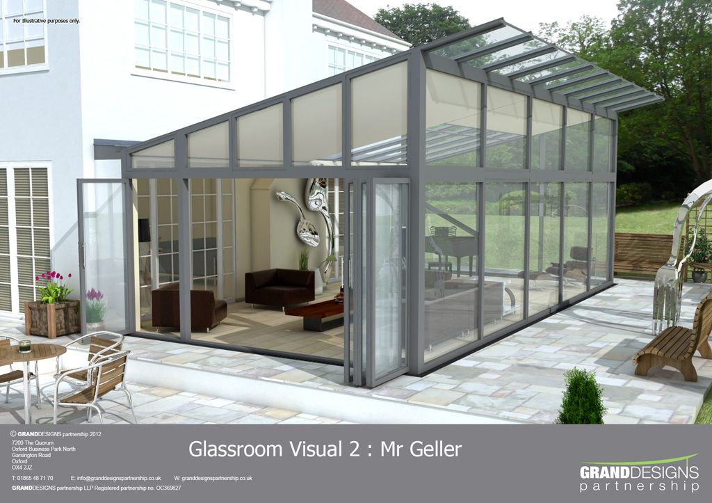 Quality german manufactured glass houses glass rooms for Glass rooms conservatories