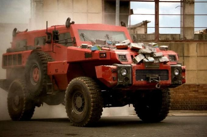 If running through brick walls and driving over ordinary sedans is your idea of off-roading, consider the repurposed Hummer Marauder on for size. This armored, mine-protected vehicle is produced out of South Africa and will set you back about the price of a Rolls Royce Phantom