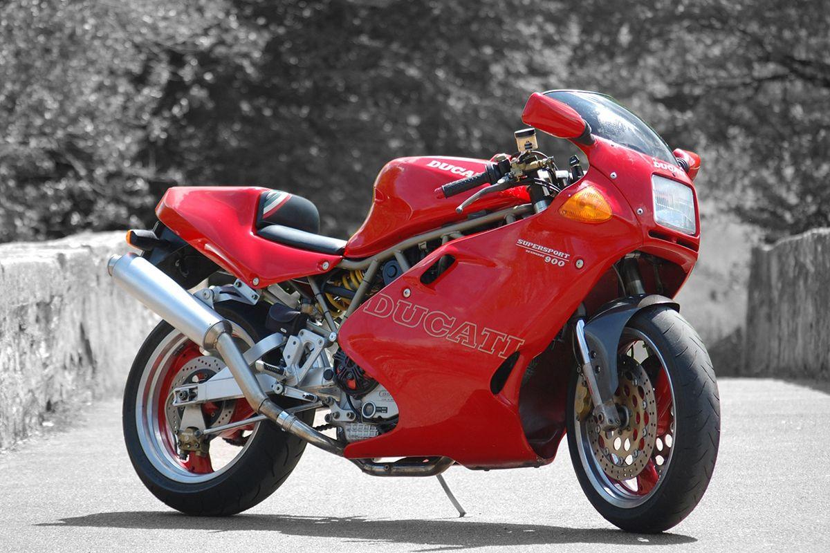 Ducati Build