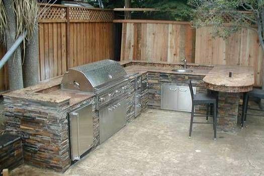 Barbecue electrique gaz en pierre plancha design deco for Barbecue de jardin en pierre pas cher