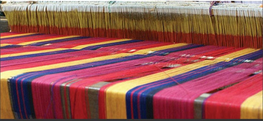 The Handloom Textile Industry Is A Highly Labour Intensive Export