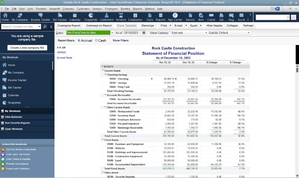 Quickbooks Desktop Enterprise For Nonprofits Quickbooks Quickbooks Online Quickbooks Non Profit