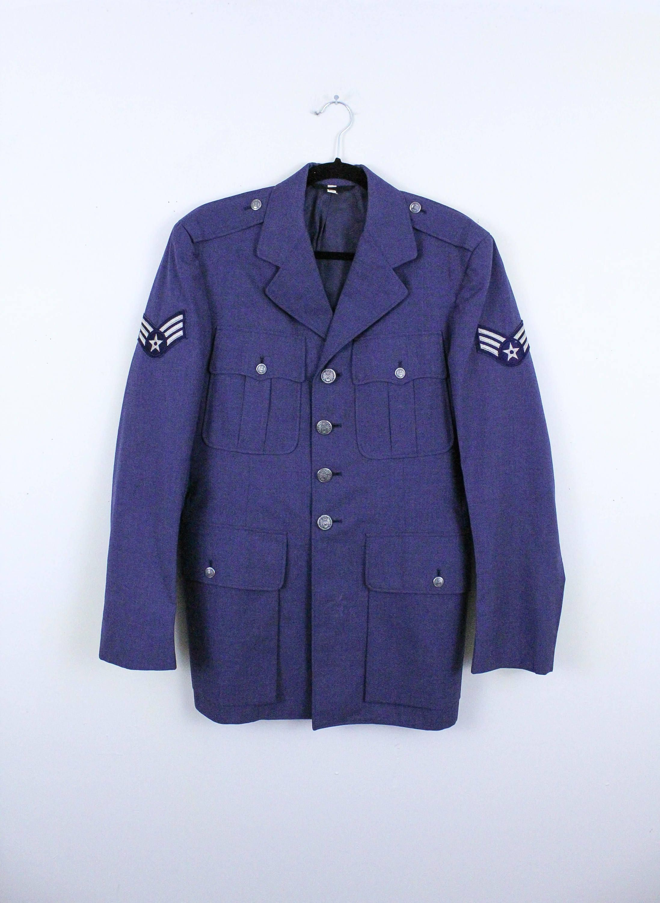 Vintage air force uniform