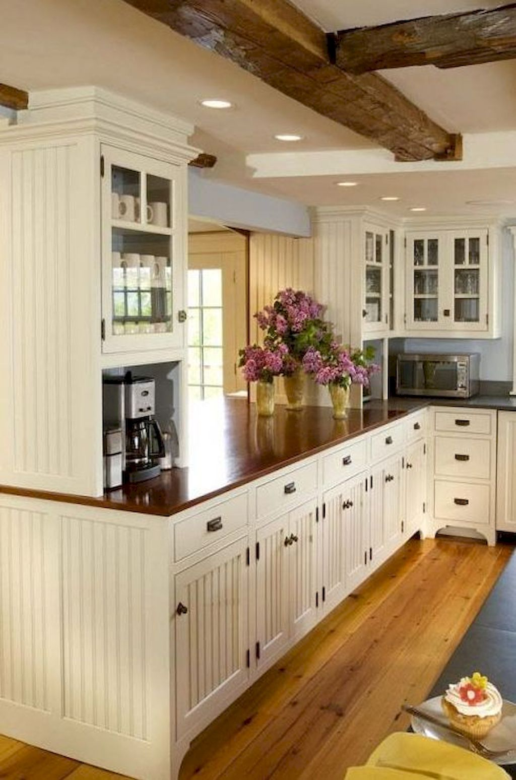 Superieur 39 Beautiful Farmhouse Kitchen Cabinet Makeover Ideas