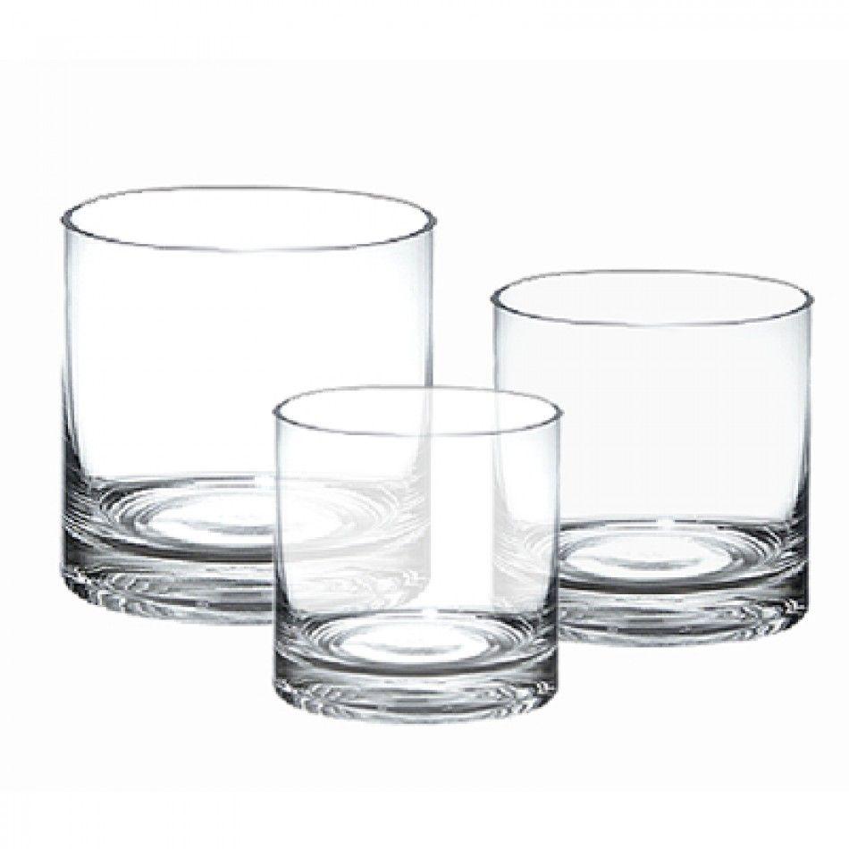 Cylinder Set Of 3 Vases Case 4 Sets 3600 GCY141