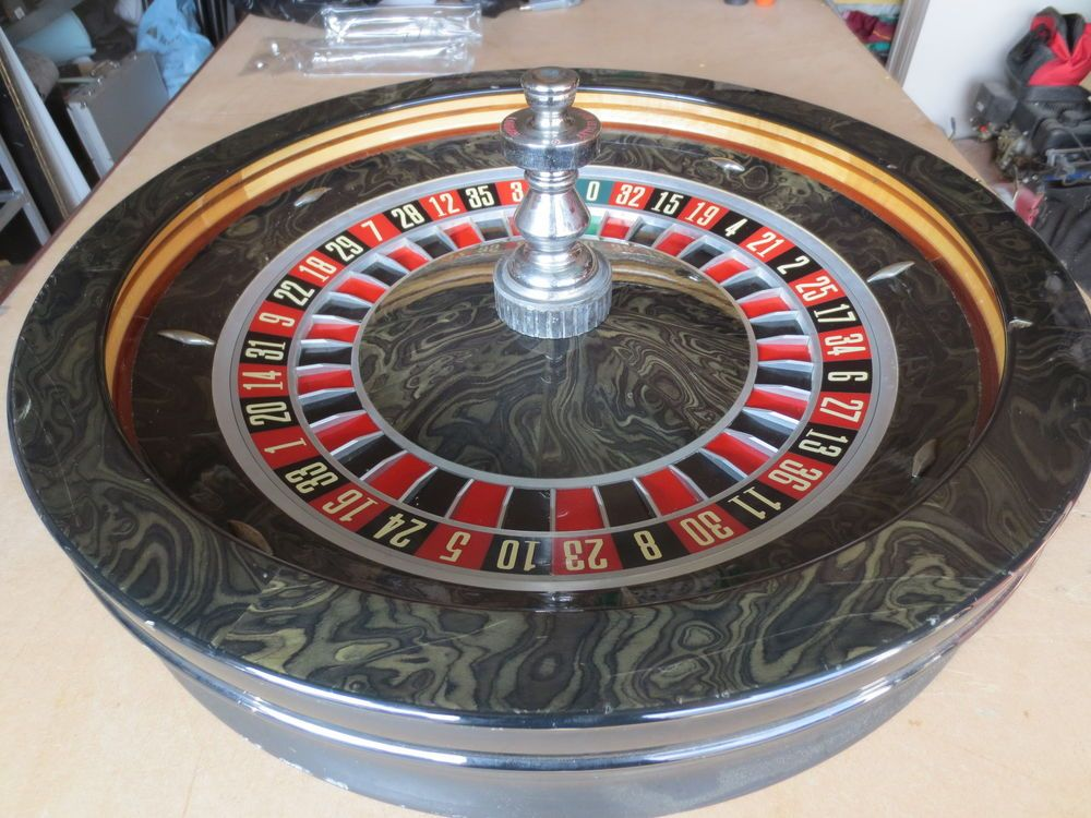 The Parts of a Roulette Wheel