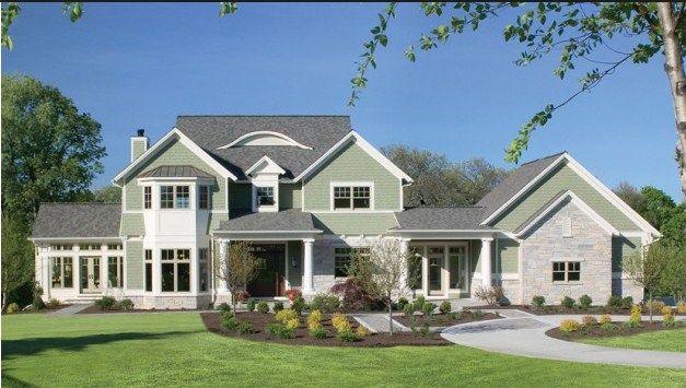 Suburban House Design Modern Suburban House Luxury House Plans Suburban House