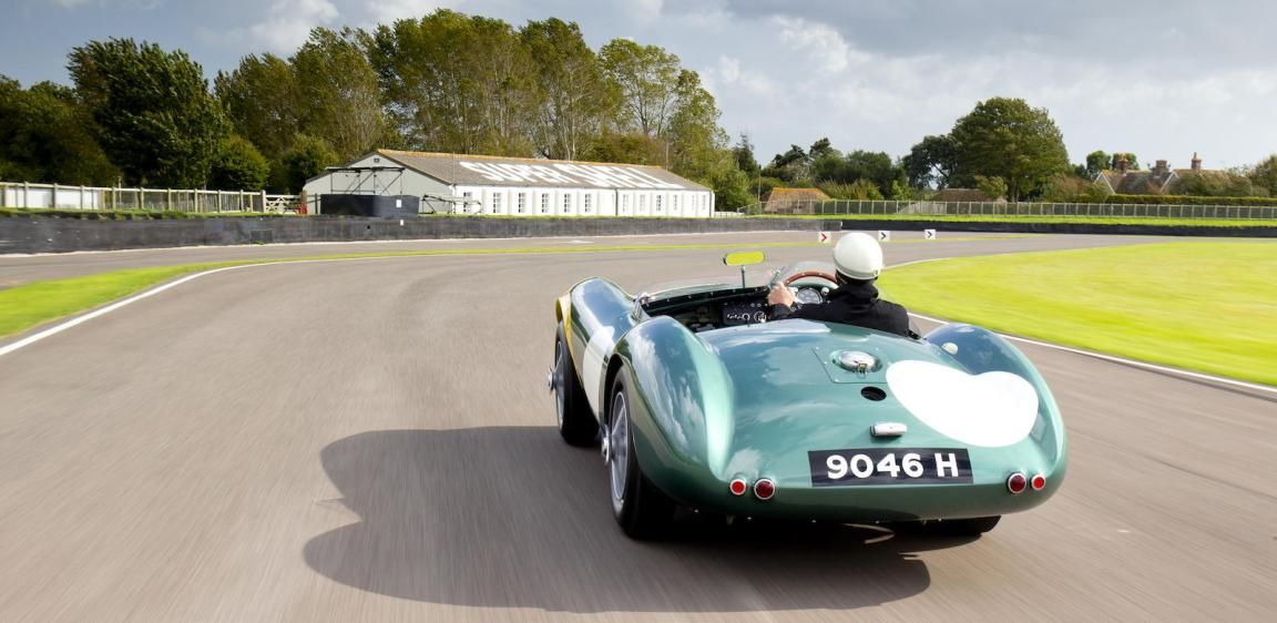 Priceless Legend 1953 Aston Martin Db3s May Fetch 7m At Bonhams