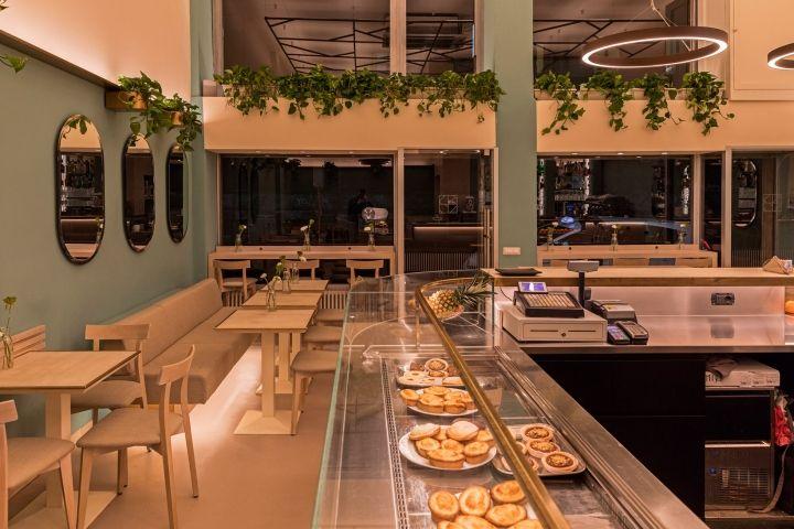Tangram Cafè by AFA Arredamenti & Correa Granados