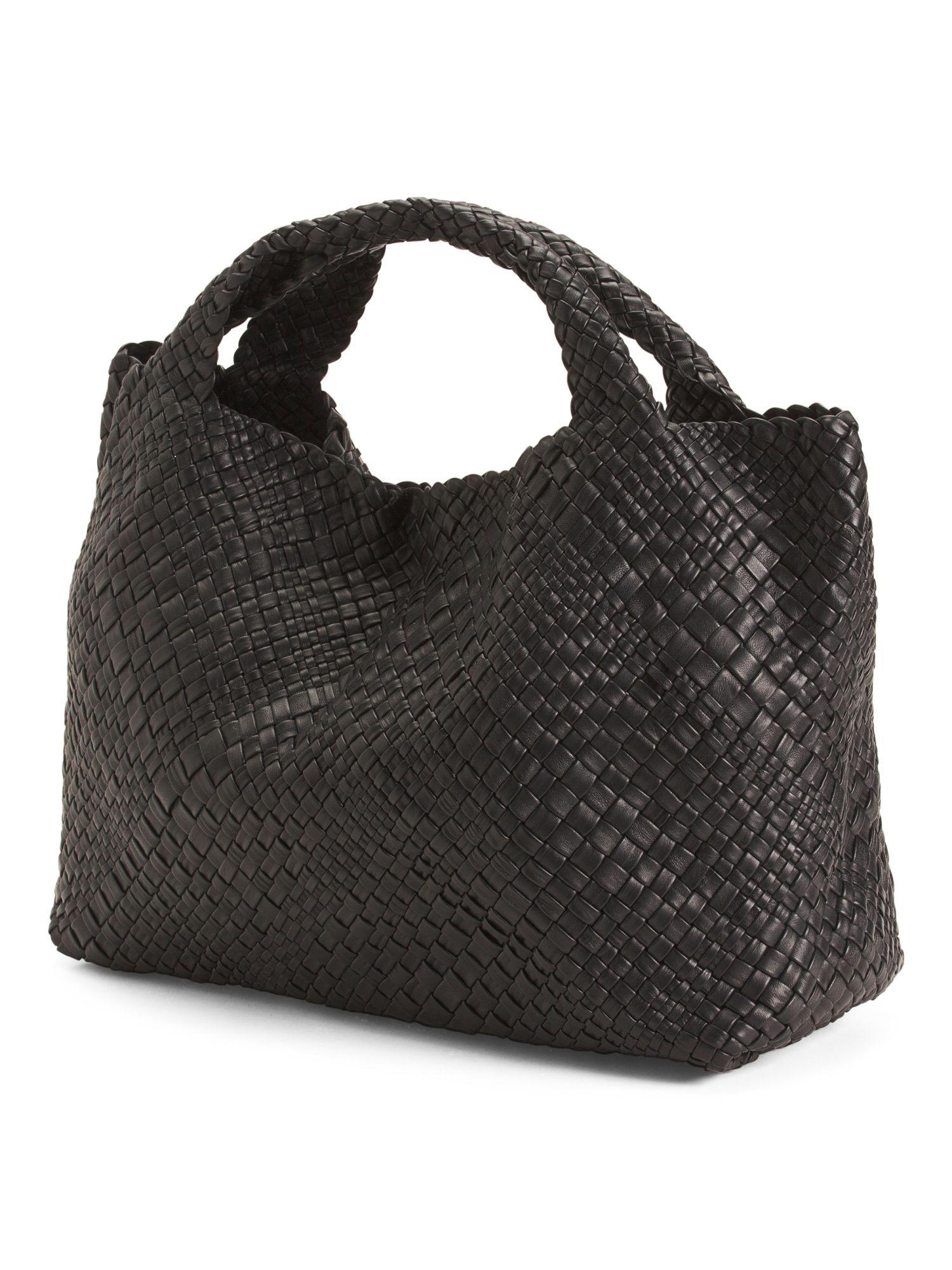 LADIES DESIGNER STYLE WOVEN BASKET BAG BOX TOP HANDBAG TOTE HOBO RETRO SHOPPER
