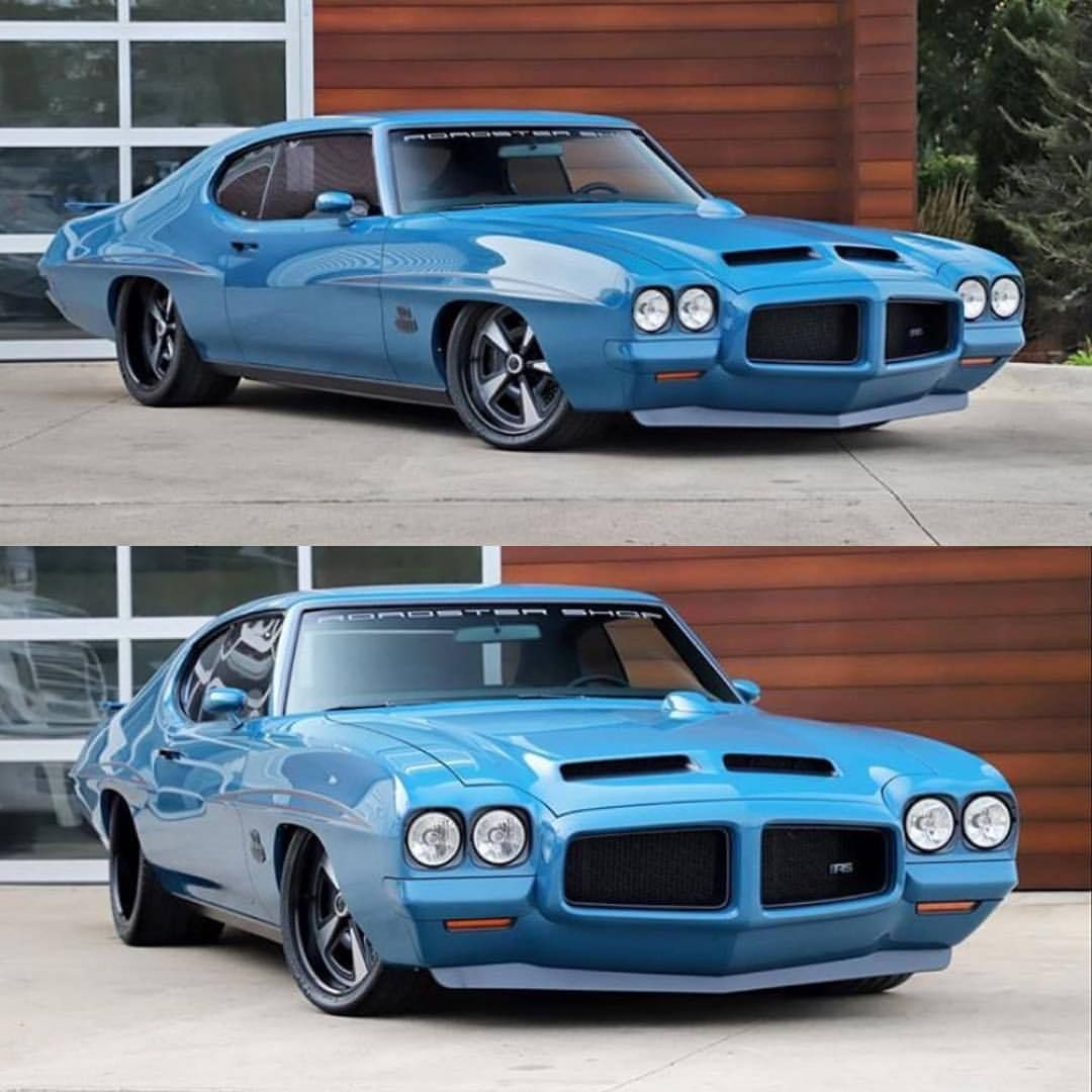 Hot Wheels The Judge 1971 Gto Via The Roadstershop Is One Smooth Build Bet This Snaps Necks When Cruising Streetm Muscle Cars Classic Cars Pontiac Cars