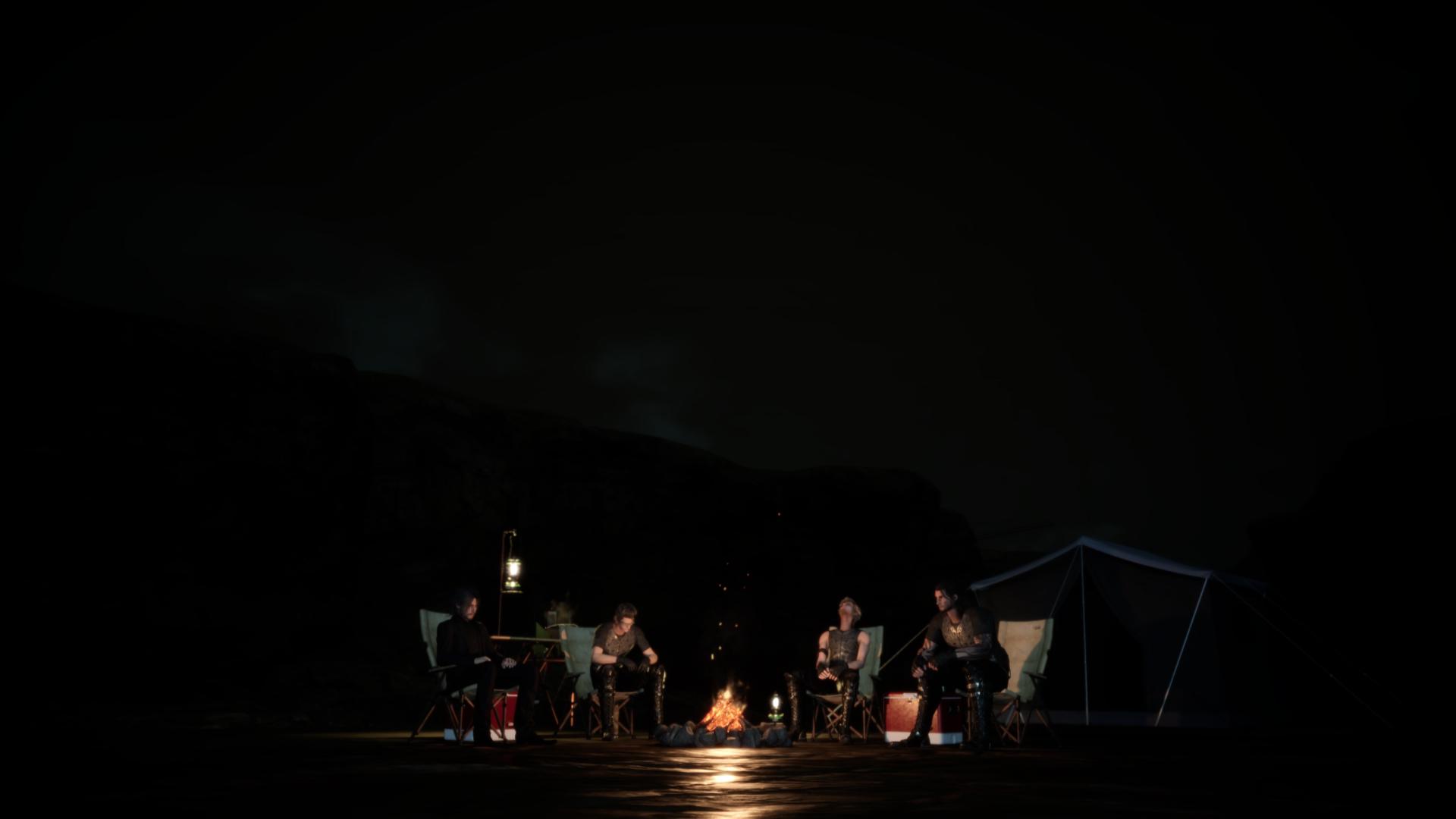 [1920x1080] FFXV the last campfire ( spoiler ) Need