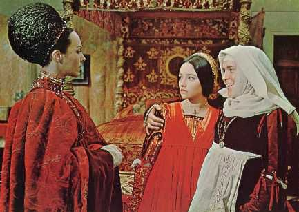 Lady Capulet, Juliet, the Nurse   Romeo & Juliet   Pinterest