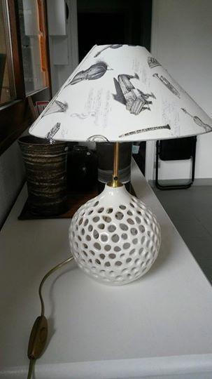 pied de lampe porcelaine laeti c ramique pocelaine pinterest. Black Bedroom Furniture Sets. Home Design Ideas