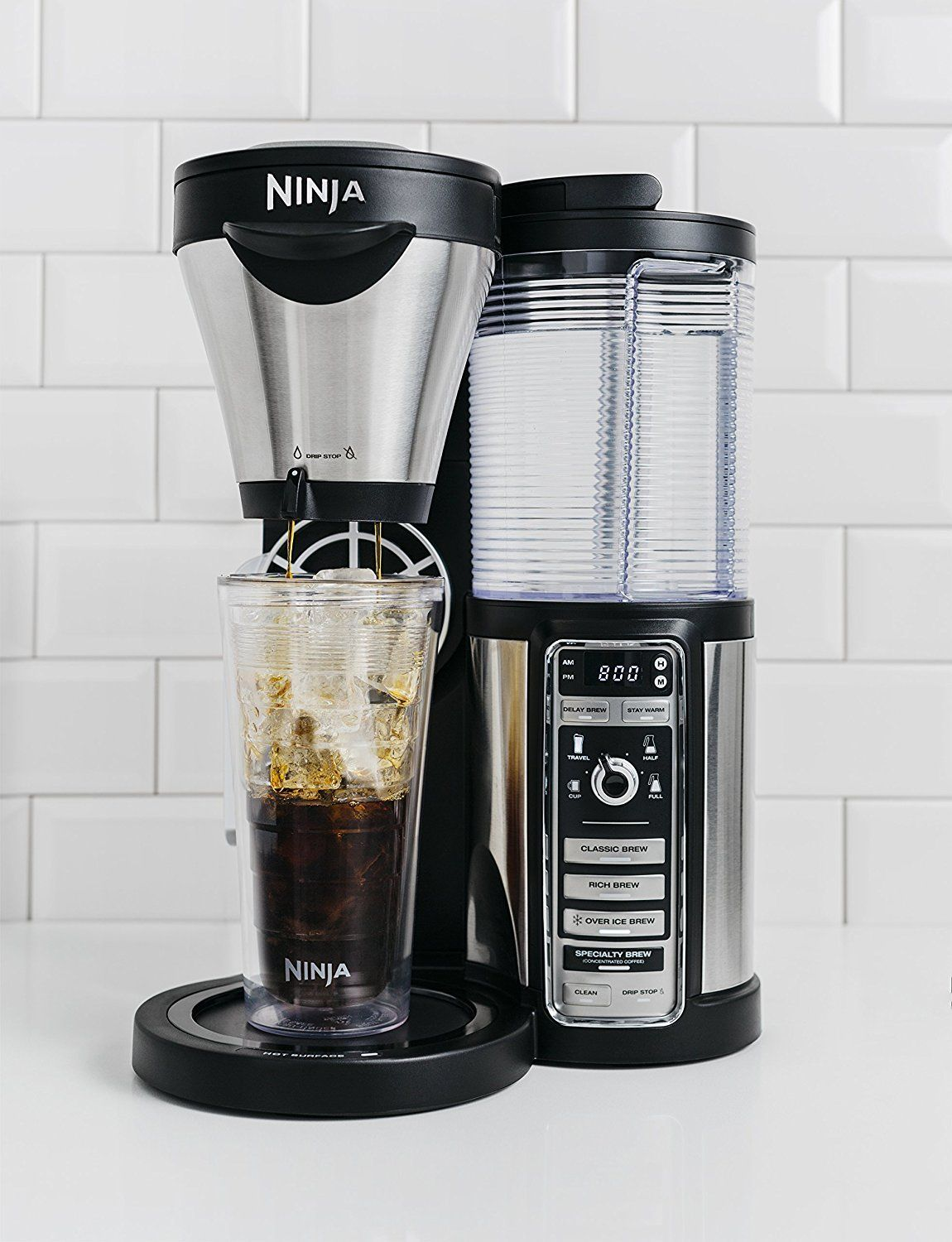 Ninja Coffee Bar Brewer with Thermal Carafe 43 oz